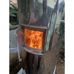 Diaper and Sanitary Napkin Incinerator
